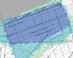 Crowdsourced neighborhood boundaries